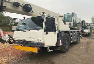 2011 DEMAG AC40 2L ALL TERRAIN CRANE