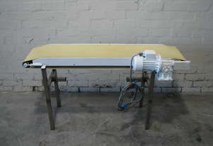 Motorised Belt Conveyor - 1.33m long