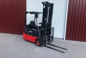 Linde   E16C electric Forklift