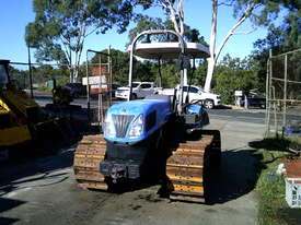 TK-4070 100hp crawler tractor , 168 hrs , ex Darwin ,  - picture0' - Click to enlarge