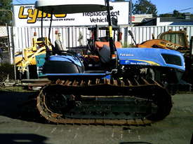 TK-4070 100hp crawler tractor , 168 hrs , ex Darwin ,  - picture1' - Click to enlarge