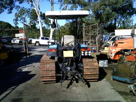TK-4070 100hp crawler tractor , 168 hrs , ex Darwin ,  - picture2' - Click to enlarge