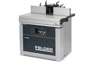 Felder F700Z - Spindle Moulder with Tenoning Table
