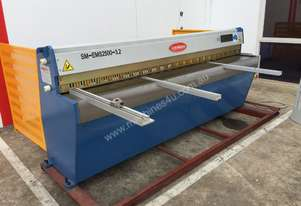 2500mm x 3.2mm English Designed True-Cut Model