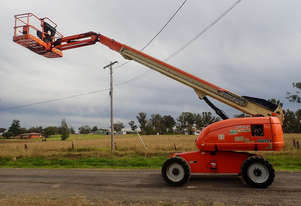 JLG 660SJ Boom Lift Access & Height Safety