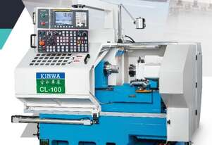 Kinwa   Gang Type CNC Lathes