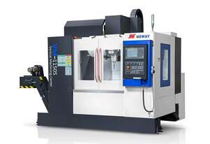 Vertical Machining Center VM1150S X1000 Y520 Z 560 0i MF 5 plus 2MB Memory and 4th Axis Interface
