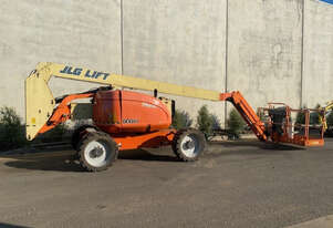 JLG 600AJ Boom Lift Access & Height Safety