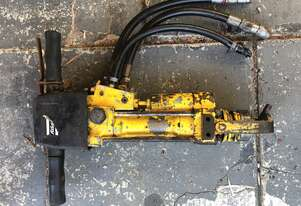 LHD 23 M: Hydraulic rock drill (counter clockwise rotation)