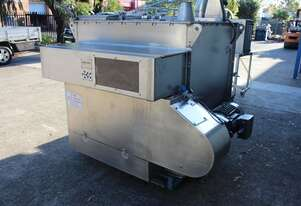 Stainless Steel Forberg mixer