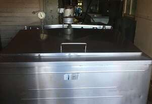 Stainless Steel Tank/ Milk Vat 1600L