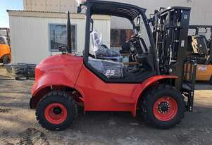 NQ Forklift Directs 2.5TON 2WD All Terrain