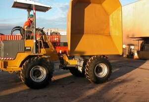 All Drive Site Dumpers and Front Tippers For Hire
