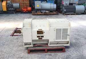 450 kw 600 hp 1200 rpm 550 volt Foot Mount 400 frame DC Electric Motor Toshiba Type SA2117KCKV