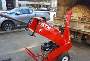 GTM PROFESSIONAL GTS 1300 ADVANCED MULCHER/CHIPPER .THE ORIGINAL NOT A COPY