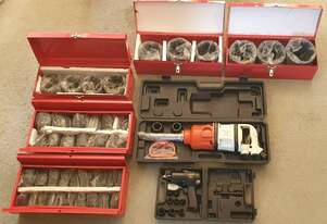 Two air impact wrenches, 1