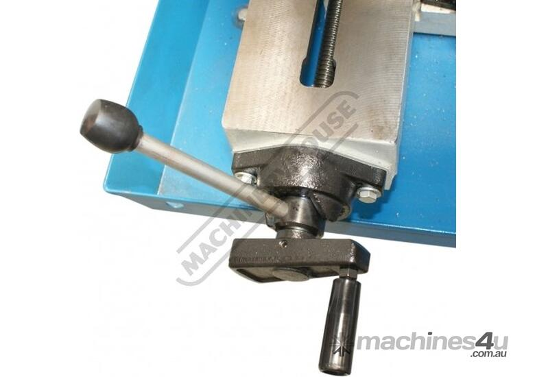 BS-7DS Swivel Head Metal Cutting Band Saw 215 x 178mm (W  x H) Rectangle Capacity Dual Mitre Swivel