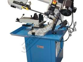 BS-7DS Swivel Head Metal Cutting Band Saw 215 x 178mm (W  x H) Rectangle Capacity Dual Mitre Swivel  - picture0' - Click to enlarge