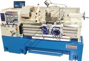 TM-1740G Centre Lathe 430 x 1000mm Turning Capacity - 80mm Spindle Bore Includes Digital Readout