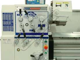 TM-1740G Centre Lathe 430 x 1000mm Turning Capacity - 80mm Spindle Bore Includes Digital Readout - picture2' - Click to enlarge