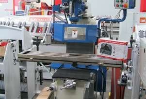 Demo HAFCO METALMASTER Turret Mill BM-30A, 240V