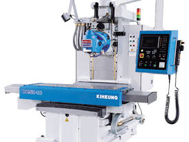 KIHEUNG Bed  Milling Machine -Combi U3 - picture5' - Click to enlarge