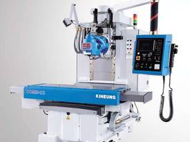 KIHEUNG Bed  Milling Machine -Combi U3 - picture0' - Click to enlarge