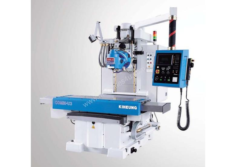 KIHEUNG Bed  Milling Machine -Combi U3