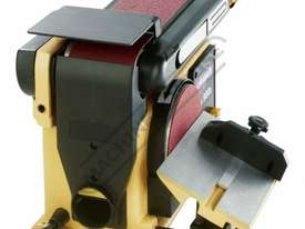 bts 900x Belt & Disc Linisher Sander 100 x 915mm (W x L) Belt Ø150mm Disc - picture2' - Click to enlarge