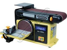 bts 900x Belt & Disc Linisher Sander 100 x 915mm (W x L) Belt Ø150mm Disc - picture0' - Click to enlarge