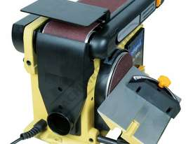 bts 900x Belt & Disc Linisher Sander 100 x 915mm (W x L) Belt Ø150mm Disc - picture4' - Click to enlarge
