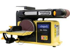 bts 900x Belt & Disc Linisher Sander 100 x 915mm (W x L) Belt Ø150mm Disc - picture6' - Click to enlarge