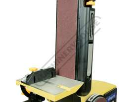 bts 900x Belt & Disc Linisher Sander 100 x 915mm (W x L) Belt Ø150mm Disc - picture10' - Click to enlarge