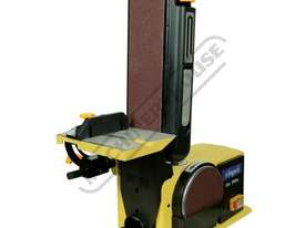 bts 900x Belt & Disc Linisher Sander 100 x 915mm (W x L) Belt Ø150mm Disc - picture11' - Click to enlarge