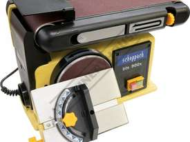 bts 900x Belt & Disc Linisher Sander 100 x 915mm (W x L) Belt Ø150mm Disc - picture12' - Click to enlarge