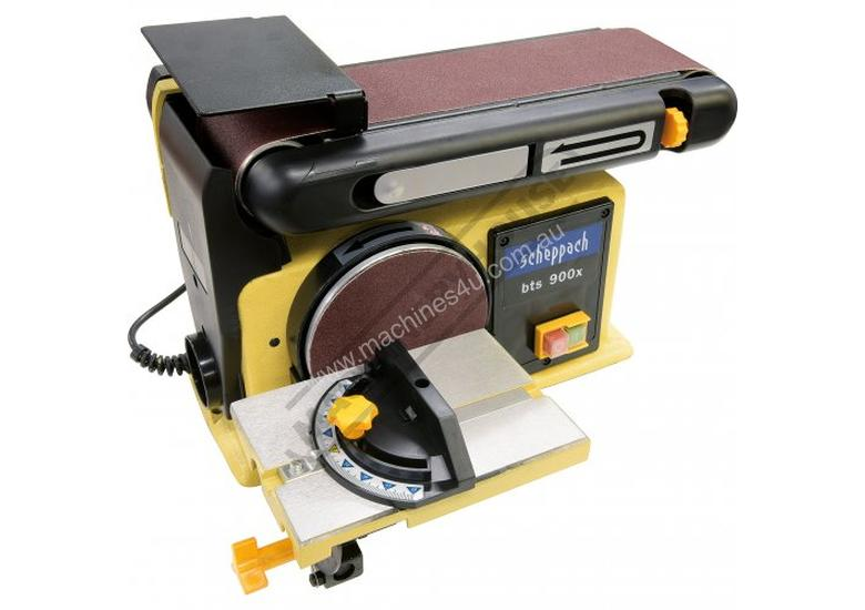 bts 900x Belt & Disc Linisher Sander 100 x 915mm (W x L) Belt Ø150mm Disc