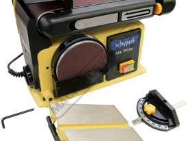 bts 900x Belt & Disc Linisher Sander 100 x 915mm (W x L) Belt Ø150mm Disc - picture14' - Click to enlarge