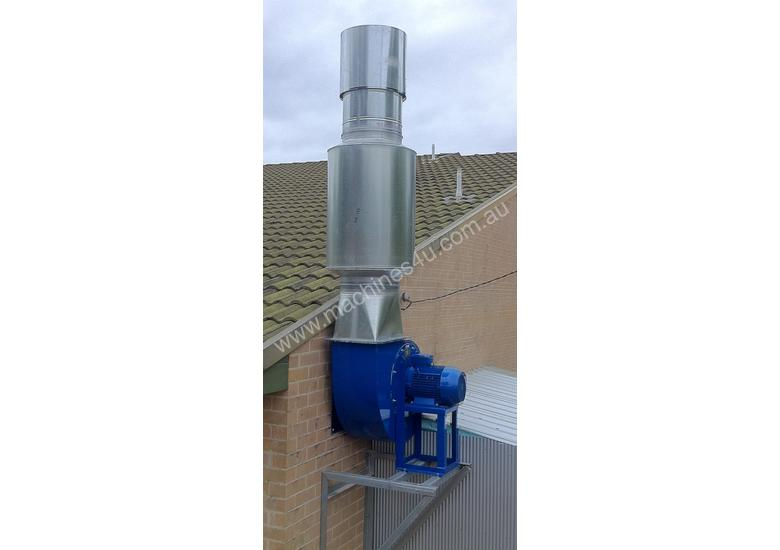 New 2015 Australian Dust Control Fume Extraction Systems