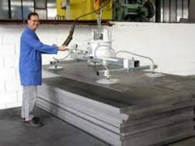 VacuMaster ECO for handling & loading sheet steel. - picture13' - Click to enlarge
