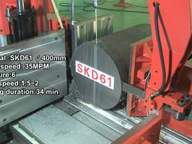 Column type Semi-Auto Bandsaws up to 1100mm - picture12' - Click to enlarge