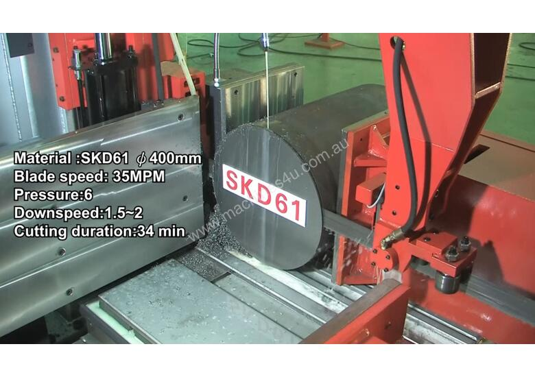 Column type Semi-Auto Bandsaws up to 1100mm