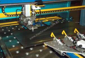 Fasfold Press brake and Folder Automation