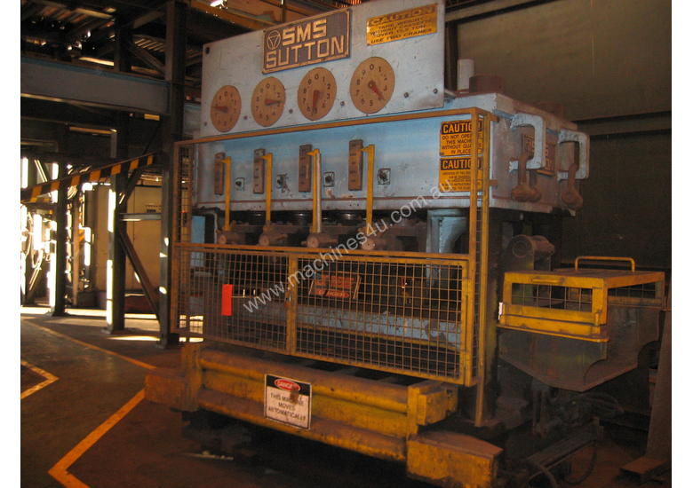 SMS Suttons Rolling Mill