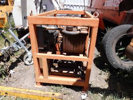 14hp diesel powered , radio remote hydraulic  - picture1' - Click to enlarge