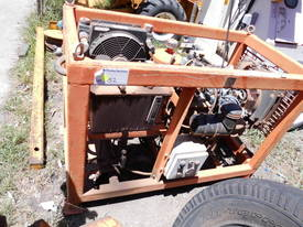 14hp diesel powered , radio remote hydraulic  - picture3' - Click to enlarge