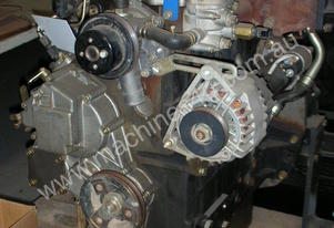 Perkins 404C-22T Engines stripped for spares