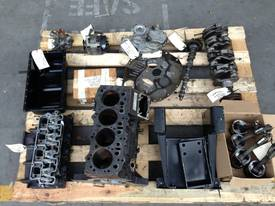 Perkins 404C-22T Engines stripped for spares  - picture2' - Click to enlarge