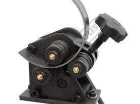 RR-5G Manual Section Rolling Machine 25 x 3mm Flat Bar Capacity Bench Mount - picture10' - Click to enlarge