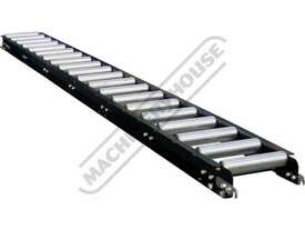 RC-290 Roller Conveyor 290 x 3000mm Ø50mm Rollers - picture0' - Click to enlarge