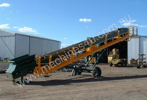 THOMAS RADIAL STACKER FOR SALE